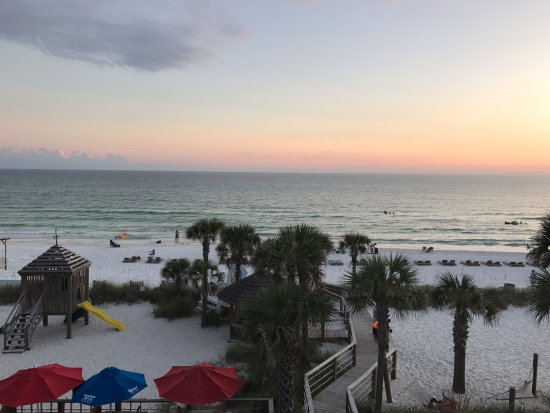 The Sandpiper Beacon Beach Resort: From Balcony of Room 320