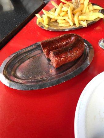 Parrilla Lo de Chuni : Melhor Bife de Chorizo de Buenos Aires