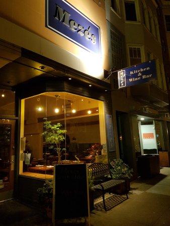 Mezes Wine Bar & Greek Kitchen : Meze's