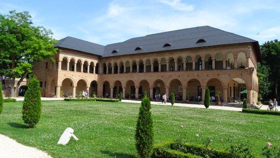 Mogosoaia, Rumania: Palatul Mogoșoaia