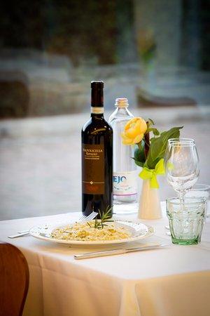 Montemezzi Restaurant: Ripasso e Risotto