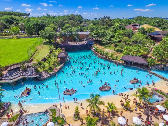 Aguas de Sao Pedro: Thermas Water Park