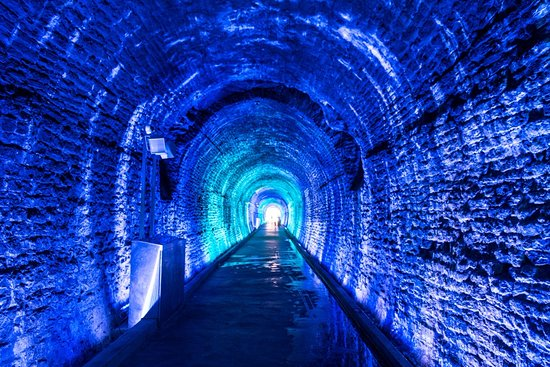 Brockville, Kanada: Light at the end of the tunnel