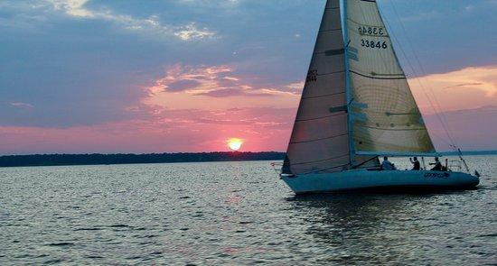 Pottsboro, เท็กซัส: Texoma Sunsets are the best!
