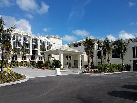 Jensen Beach, FL: Front entrance