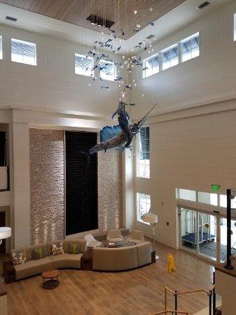 Jensen Beach, Flórida: Gorgeous lobby
