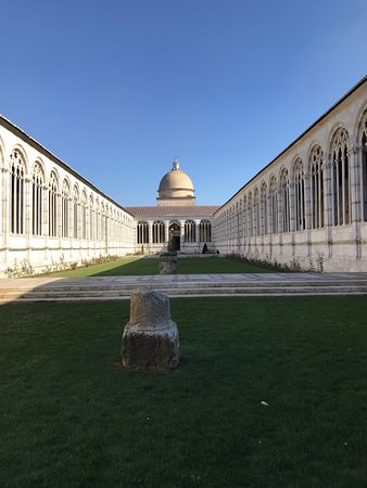 Camposanto: The Collinade from the inside