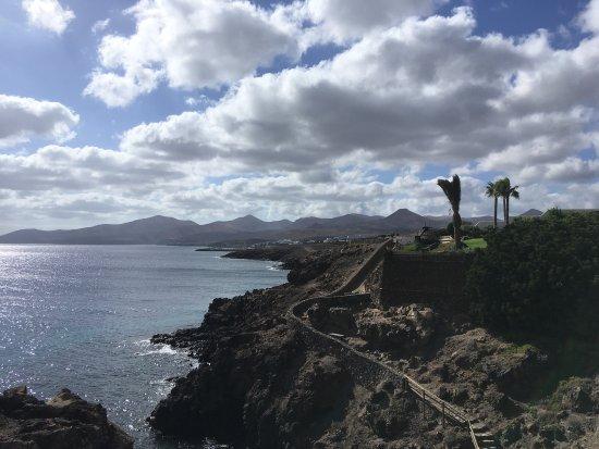 Walk from puerto del carmen to puerto calero picture of walk from puerto del carmen to puerto - Lanzarote walks from puerto del carmen ...