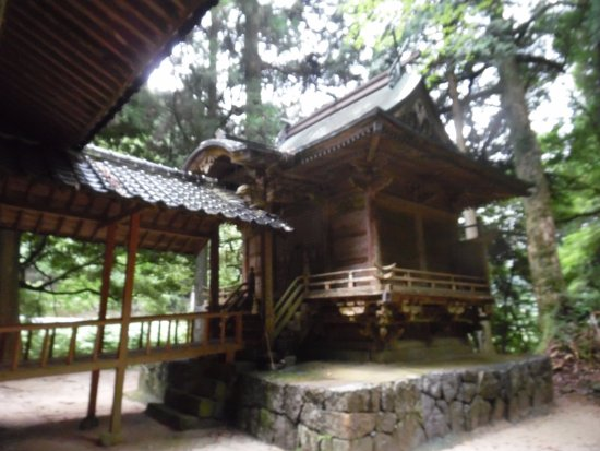 Shiraishi Shrine