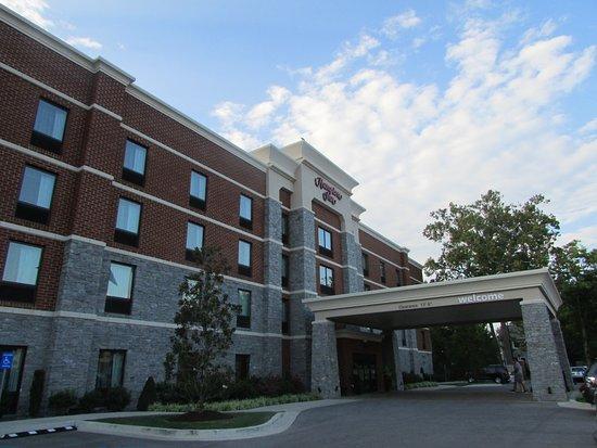 front of hotel picture of hampton inn lexington medical center rh tripadvisor com