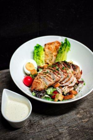 Гроот-Бейгарден, Бельгия: Caesar Salad