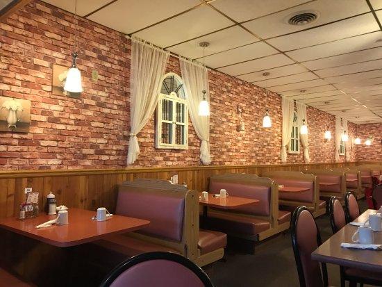 Dyersville, IA: Love the decor!