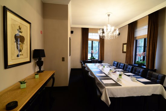 Groot-Bijgaarden, Belgium: Meeting room 6 to 14 people