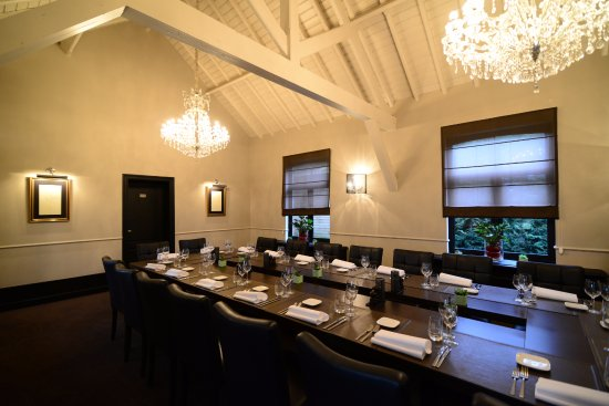 Groot-Bijgaarden, Belgium: Dining room 3 in Private dining style