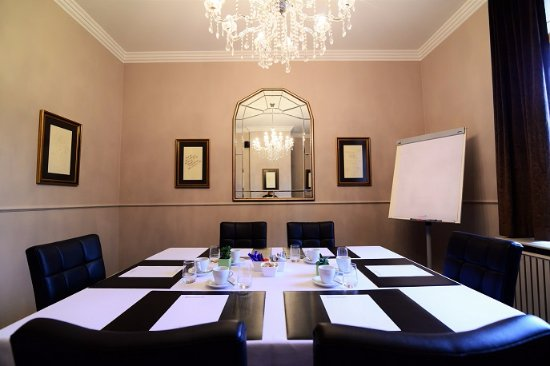 Groot-Bijgaarden, Belgium: Meeting room 1 till 8 people