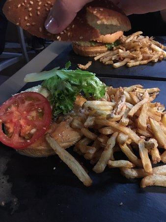Restaurant l 39 atelier du burger dans toulouse avec cuisine for Atelier cuisine toulouse