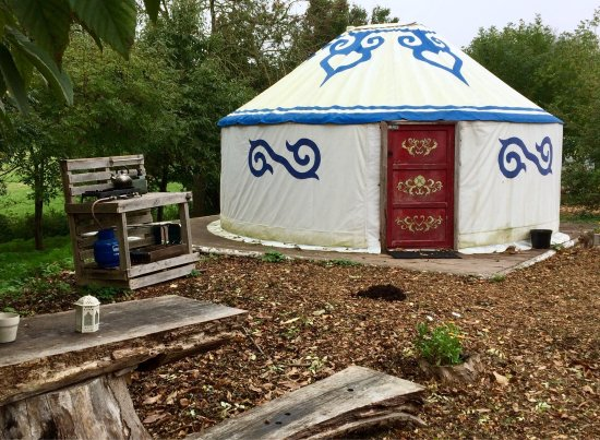 Best Glamping Experience Ever
