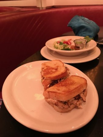 Russell's: A simple, but delicious tuna melt.