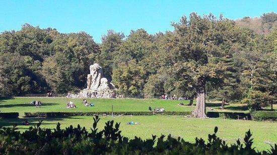Vaglia, Itálie: Parco di Villa Demidoff