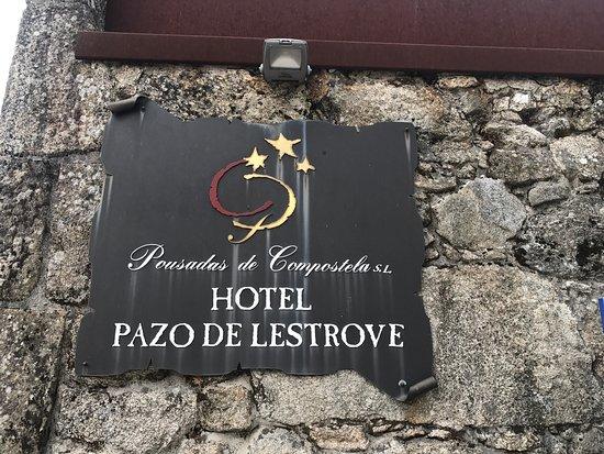 Hotel Monumento Pazo de Lestrove: photo0.jpg