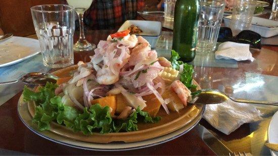 Costazul Seafood: Extraordinario