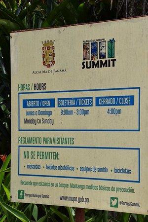 Summit Botanical Gardens