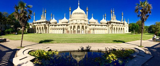 Royal Pavilion: Le pavillon dans son ensemble