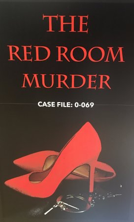 Who murdered the woman in the billionaire playboy's Red Room?