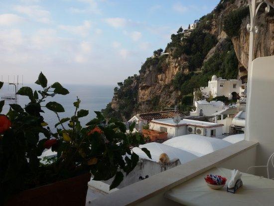 Pensione Casa Guadagno : All views aren't the best