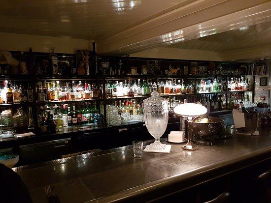 Hawksmoor Seven Dials: The amazing  bar