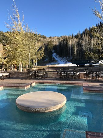 Wonderful trip to Montage Deer Valley