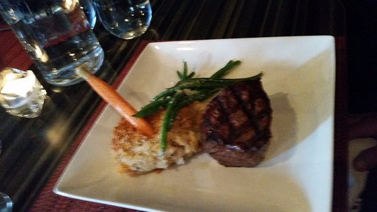 Sandy, UT: Tenderloin with Herb Mashed Potatoes