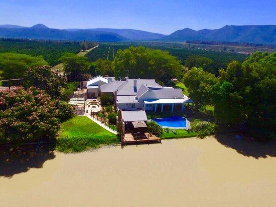 Addo, Sudáfrica: Aerial view