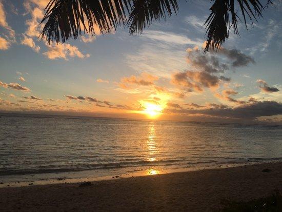 Arorangi, Wyspy Cooka: Beach BBQ night!