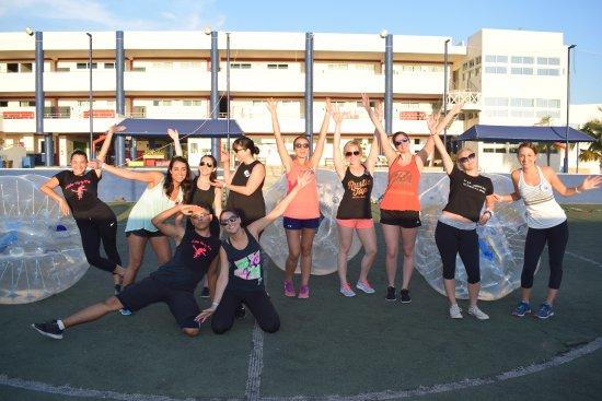 Cabo Party Fun: Daniella´s group