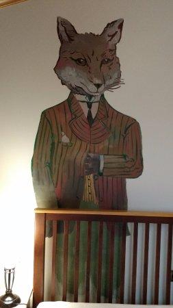 Hella, Islandia: Cool wall painting