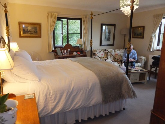 one of the glorious bedrooms picture of coedllys country house rh tripadvisor com