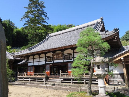 Unmon-ji Temple