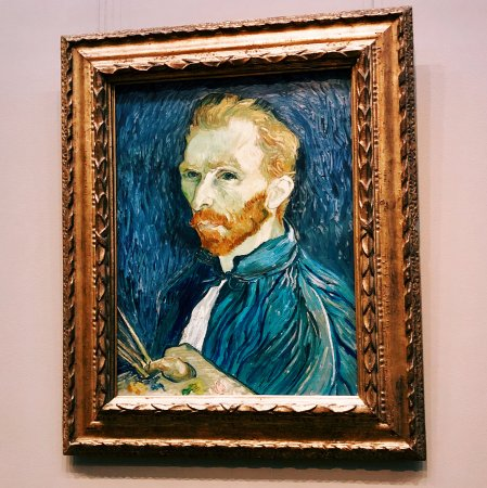 National Gallery of Art: We found an amazing Van Gogh!