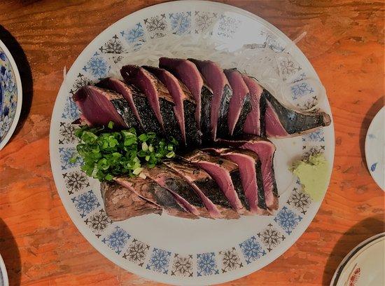 Restauranger i Nakatosa-cho