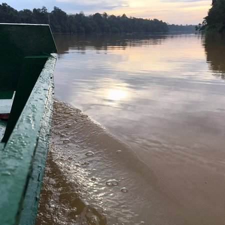 Bilit, Malaysia: one of 5 river tours