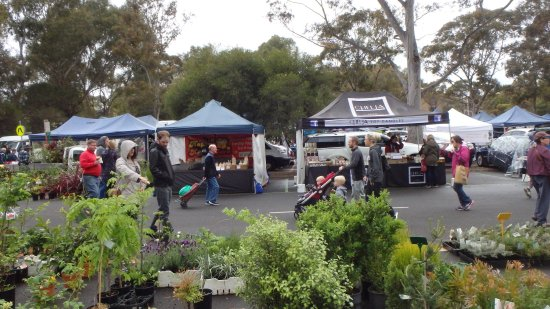 Kingsbury Community Market