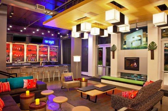 Rancho Cucamonga, Καλιφόρνια: wxyz Bar