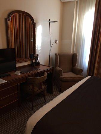 Hotel Liabeny: クラシックな内装でした。