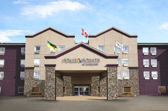 Four Points by Sheraton Saskatoon: Exterior