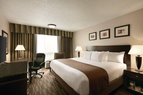 Clarksville, IN: Guest Room