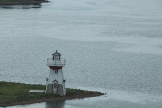 Boularderie, Canadá: McNeil Beach Lighthouse