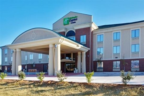 Waller, TX: Hotel Exterior