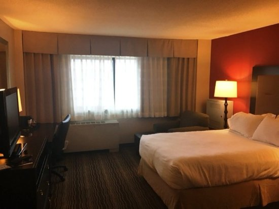Liverpool, NY: Guest Room