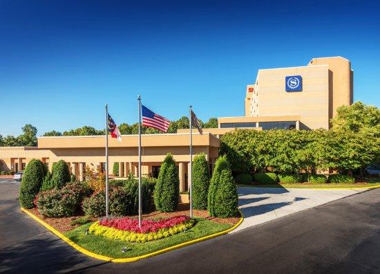 Sheraton Charlotte Airport Hotel Exterior